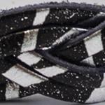 6fili intrecciato Stampo zebrato laminato